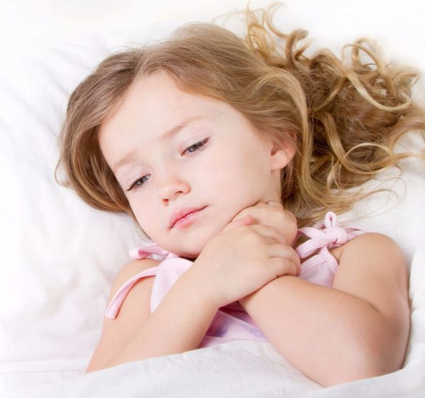 Alimentos para niños con virus o enfermedades