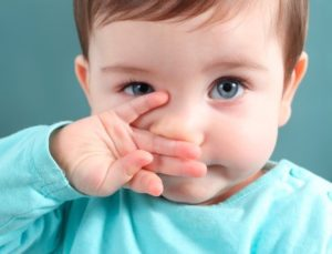 Gripe en bebés